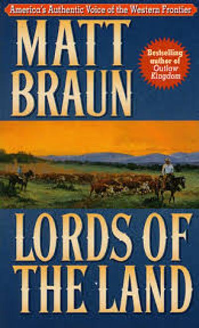 Braun, Matt / Lords of the Land