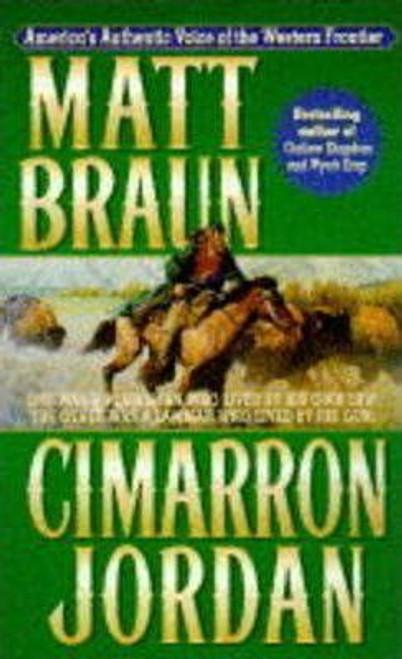 Braun, Matt / Cimarron Jordan