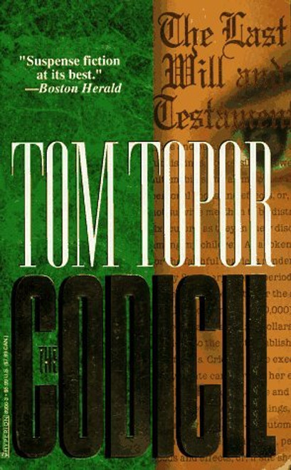 Topor, Tom / The Codicil