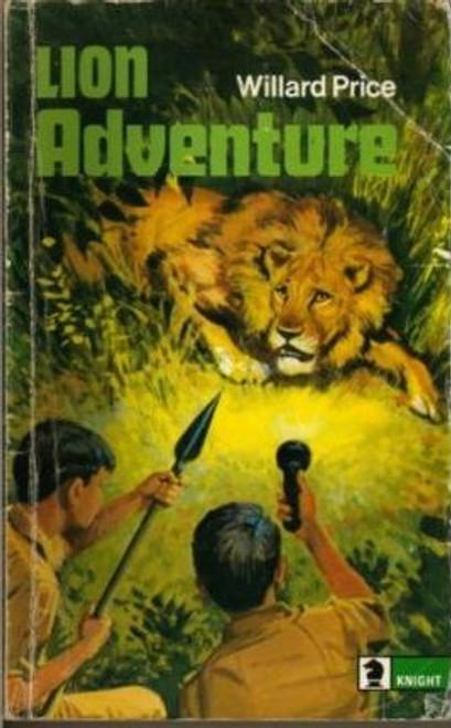 Price, Willard / Lion Adventure