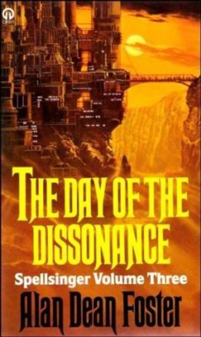 Foster, Alan Dean / Day of the Dissonance