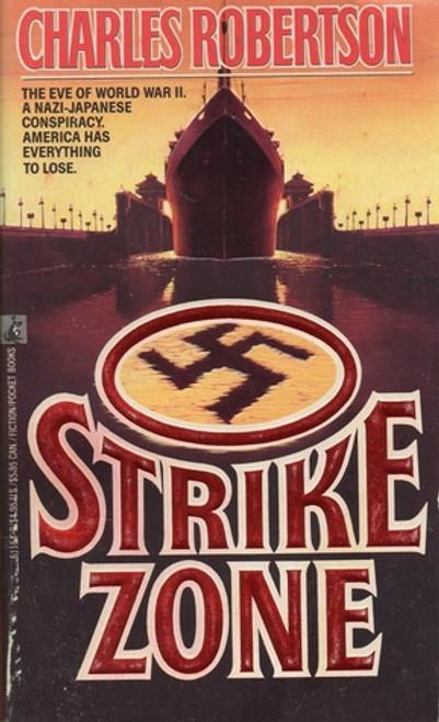 Robertson, Charles / Strike Zone