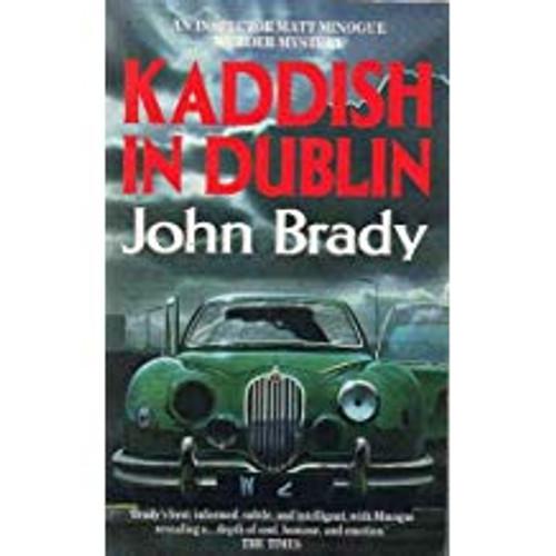 Brady, John / Kaddish in Dublin