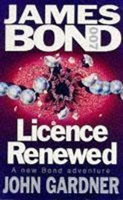 Gardner, John / Licence Renewed