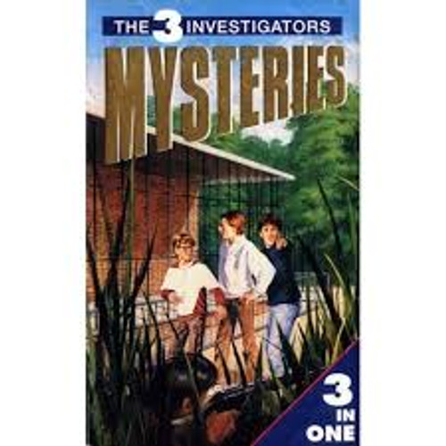 Carey, M.V. / The Three Investigtors: 3 in 1