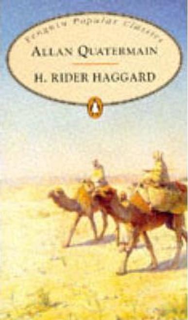Haggard, H. Rider / Allan Quatermain