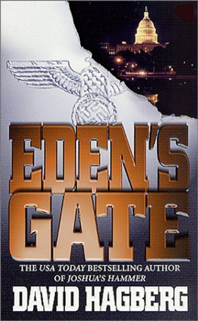 Hagberg, David / Eden's Gate