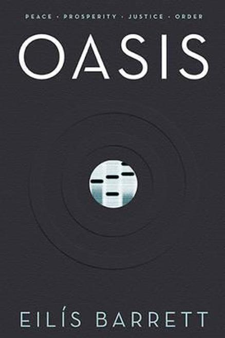 Barrett, Eilis / Oasis (Large Paperback)