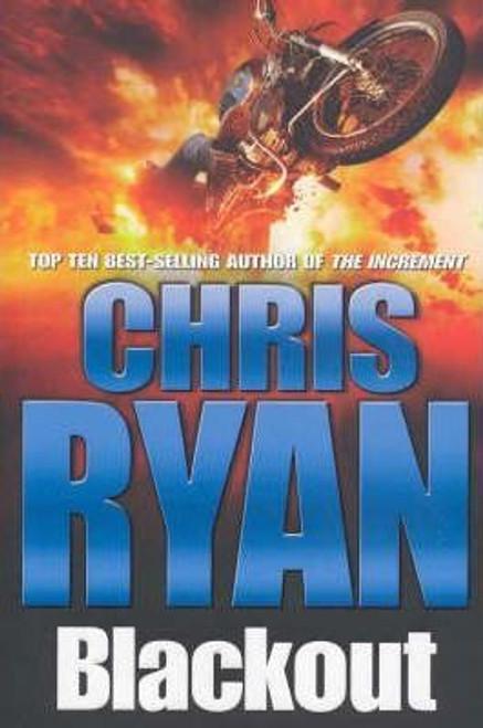 Ryan, Chris / Blackout (Large Paperback)