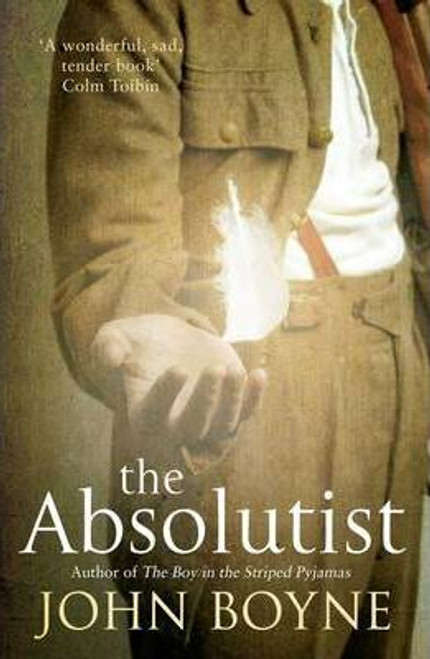 Boyne, John / The Absolutist (Large Paperback)