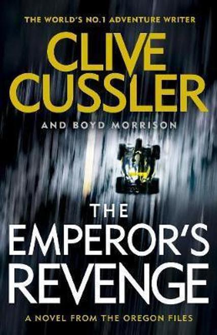 Cussler, Clive / The Emperor's Revenge (Large Paperback)