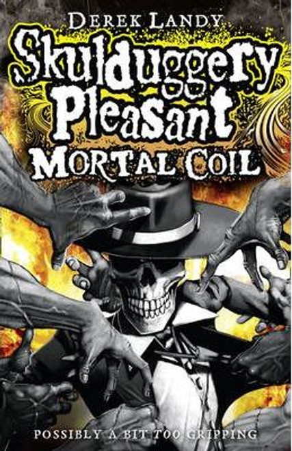 Landy, Derek / Skulduggery Pleasant: Mortal Coil (Large Paperback) ( Skulduggery Book 5 )