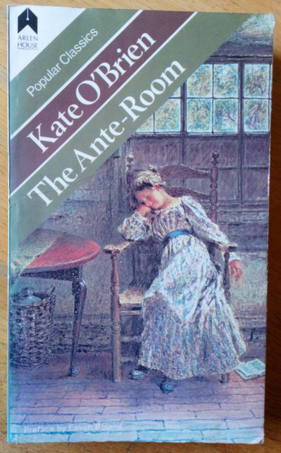O'Brien, Kate - The Ante Room Vintage PB Arlen House 1980