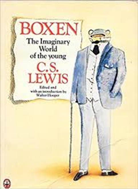 Lewis, C.S. / Boxen : The Imaginary World of the Young C.S.Lewis (Large Paperback)