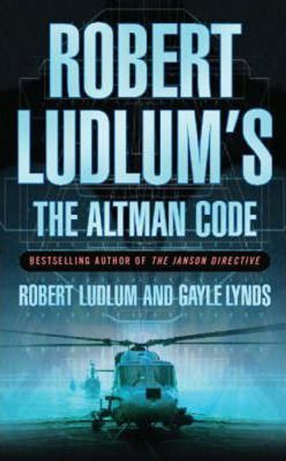 Ludlum, Robert / The Altman Code (Large Paperback)