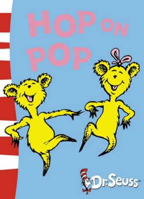 Dr. Seuss / Hop on Pop (Large Paperback)