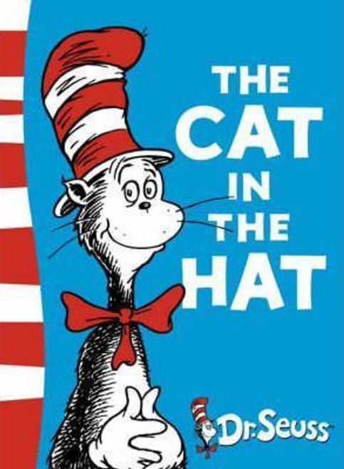 Dr. Seuss / The Cat in the Hat (Large Paperback)