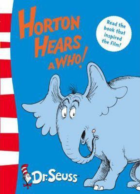 Dr. Seuss / Horton Hears A Who! (Large Paperback)