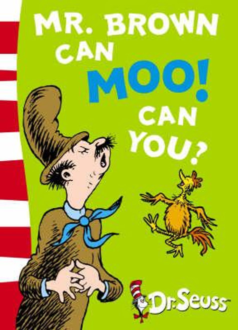 Dr. Seuss / Mr. Brown Can Moo! Can You? (Large Paperback)