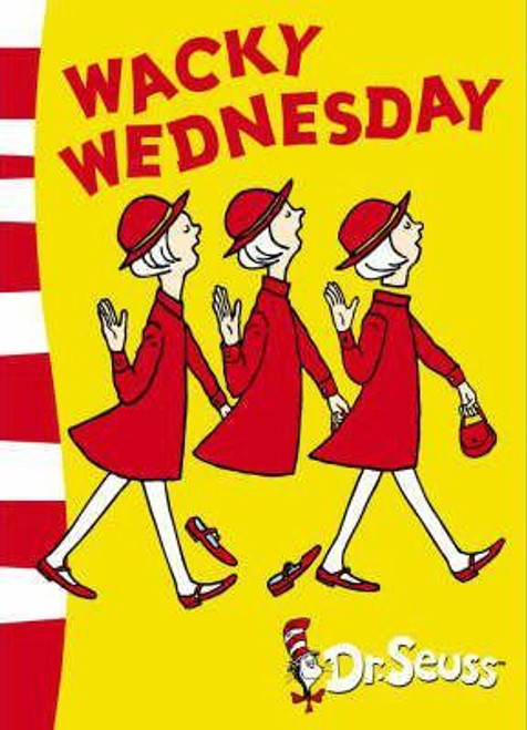 Dr. Seuss / Wacky Wednesday (Large Paperback)