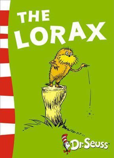 Dr. Seuss / The Lorax (Large Paperback)