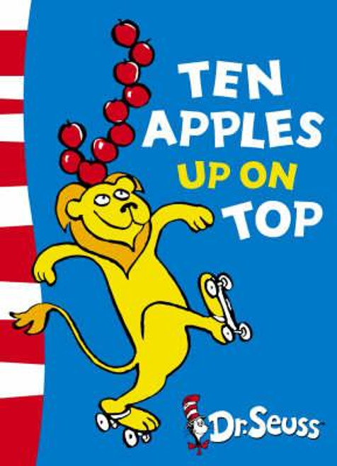 Dr. Seuss / Ten Apples Up on Top (Large Paperback)