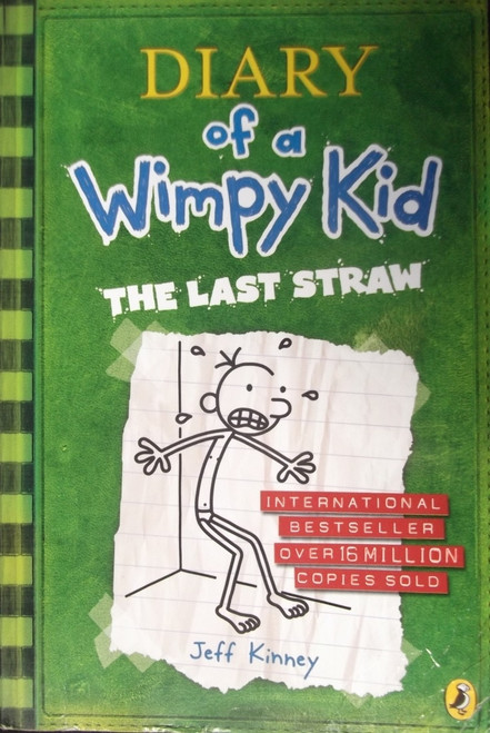 Kinney, Jeff / Diary of a Wimpy Kid: The Last Straw