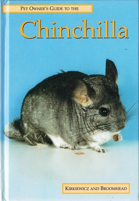 Pet Owner's Guide to Chinchilla
