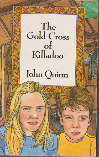Quinn, John / The Gold Cross of Killadoo