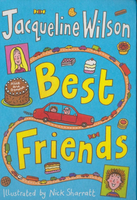 Wilson, Jacqueline / Best friends