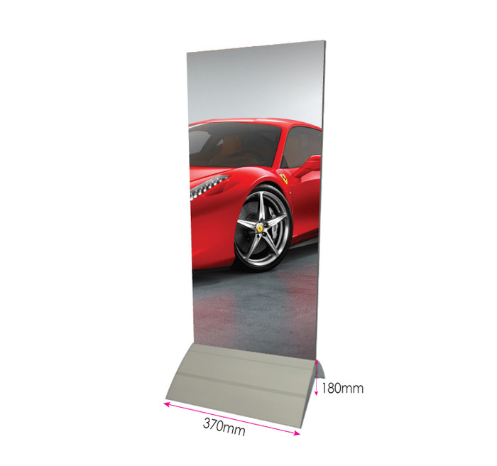 Rocket Vertical Panel Stand - Slim Line 500