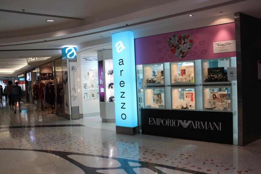 Shop Front Light Box Graphics
