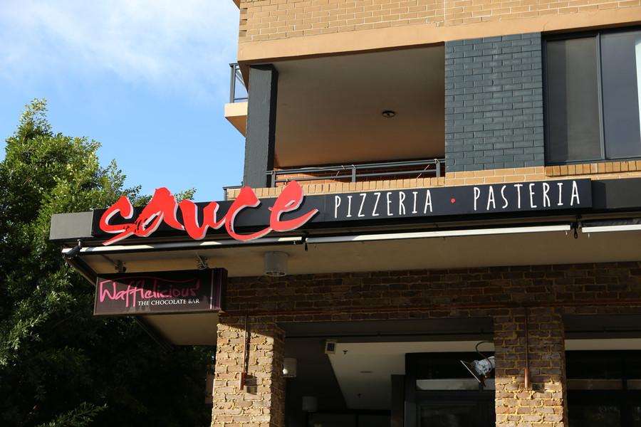 Sauce Pizzeria Pasteria