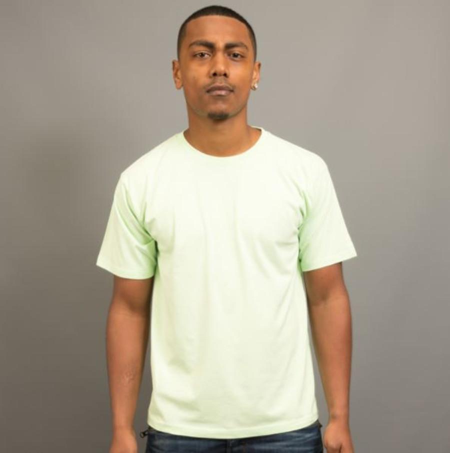 Mens Surf T-Shirt (Mint Green)