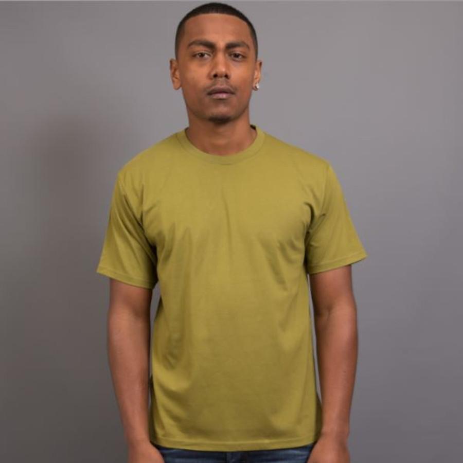 Mens Surf T-Shirt (Olive)