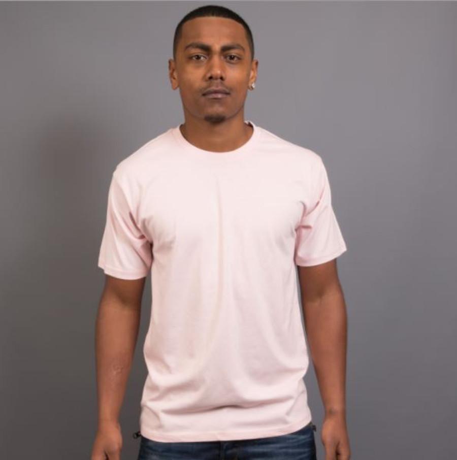 Mens Surf T-Shirt (Pink)