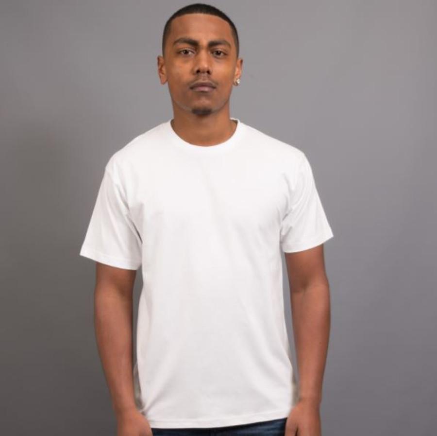 Mens Surf T-Shirt (White)