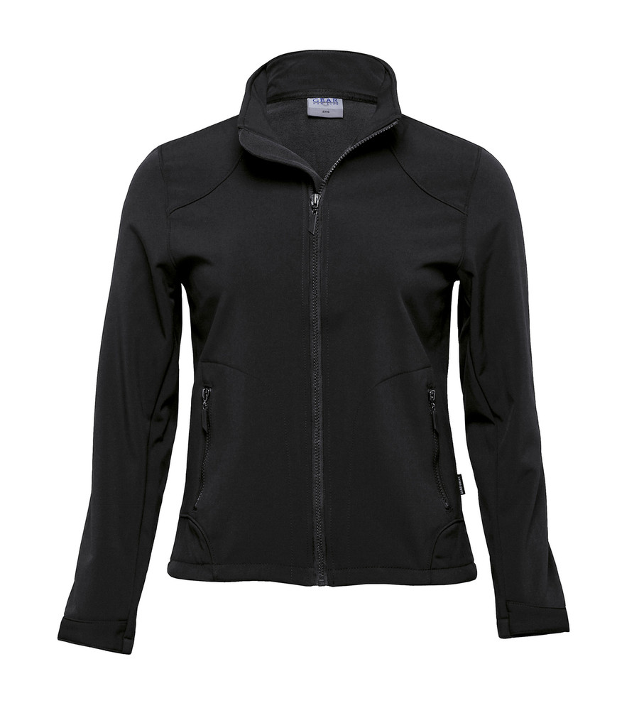 Summit Jacket (Black) Sizes XXS – XS slightly tapered fit for women