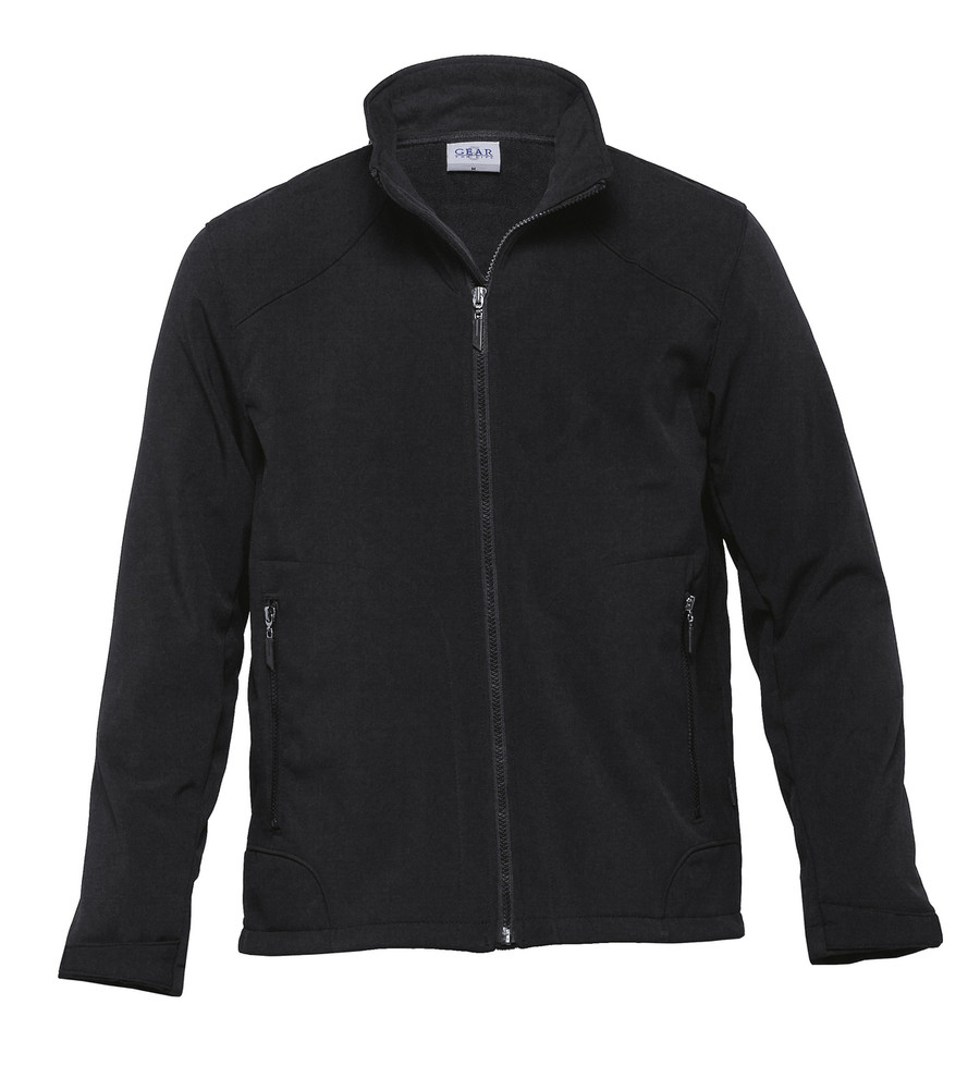 Summit Jacket (Black)
