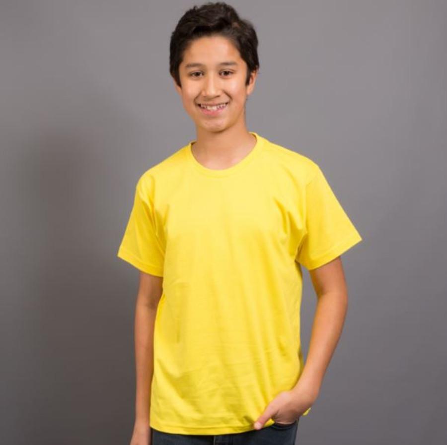 Kids Surf T-Shirt (Yellow)