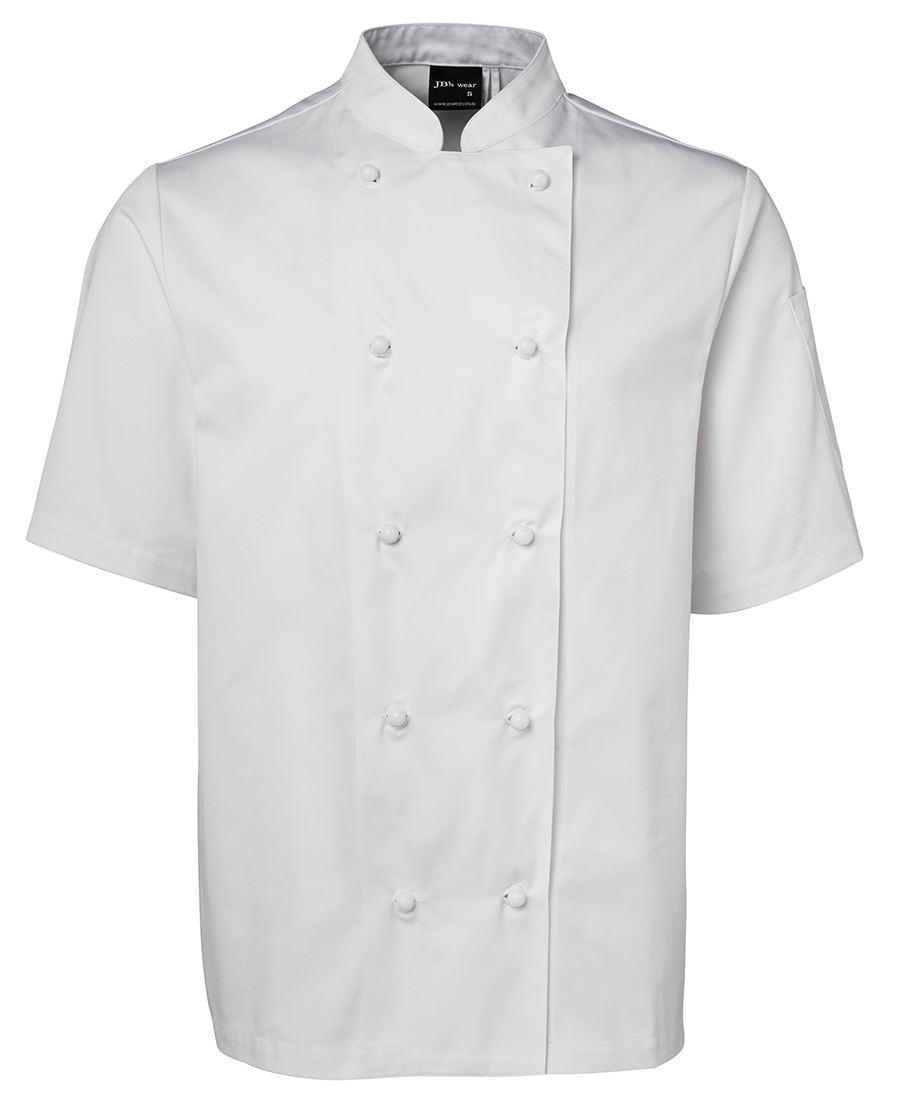 Chefs S/S Jacket (White)