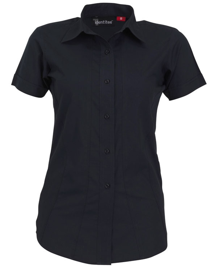 Ladies Aston Business Shirt (Ink)