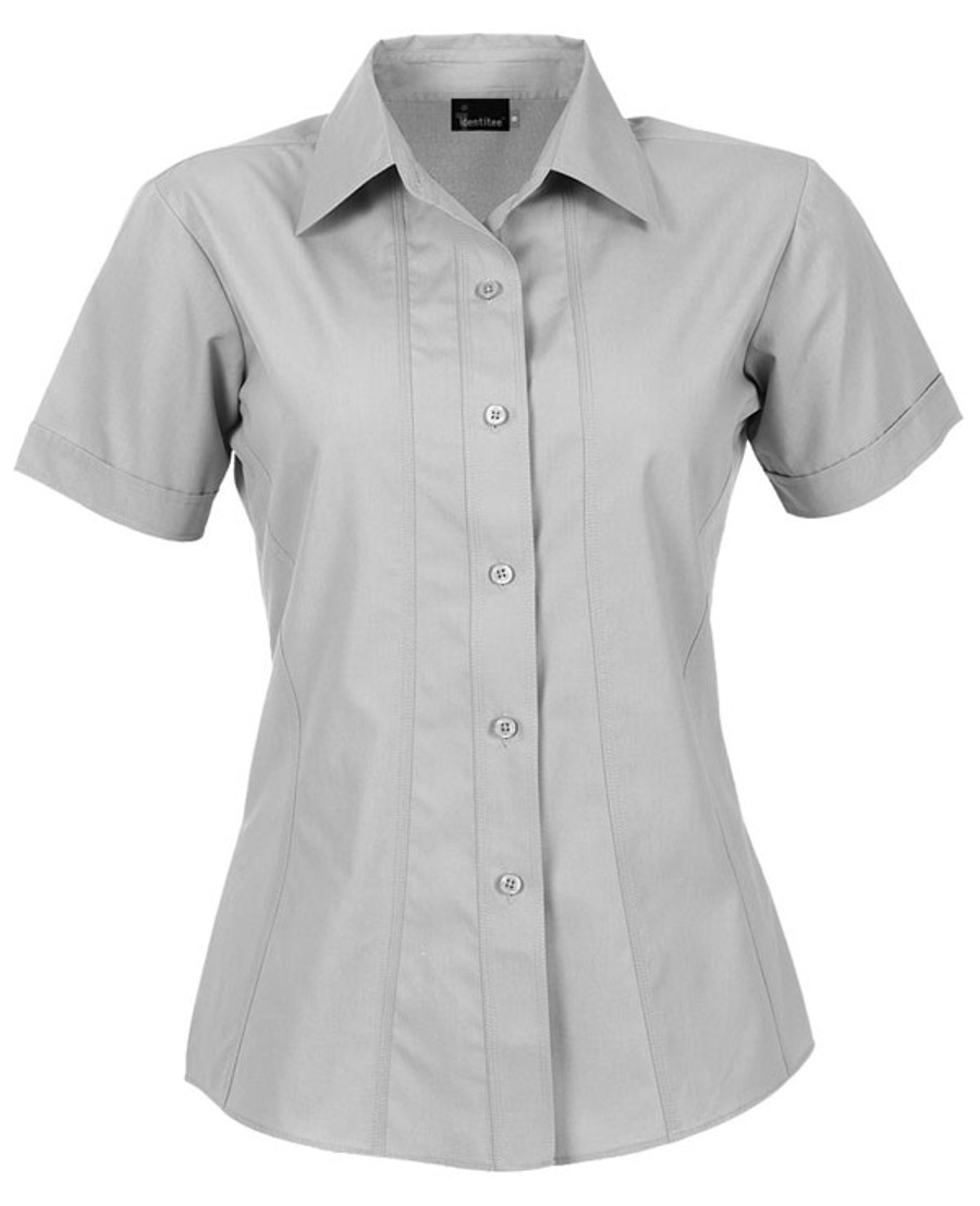 Ladies Aston Business Shirt (White)