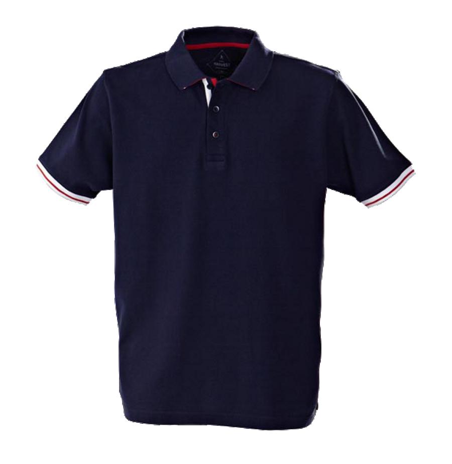 Mens Anderson Polo Shirt (Navy)