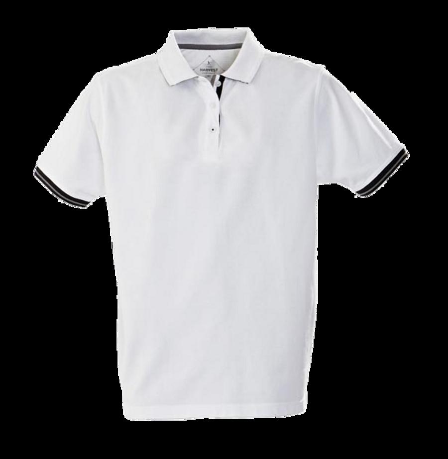 Mens Anderson Polo Shirt (White)