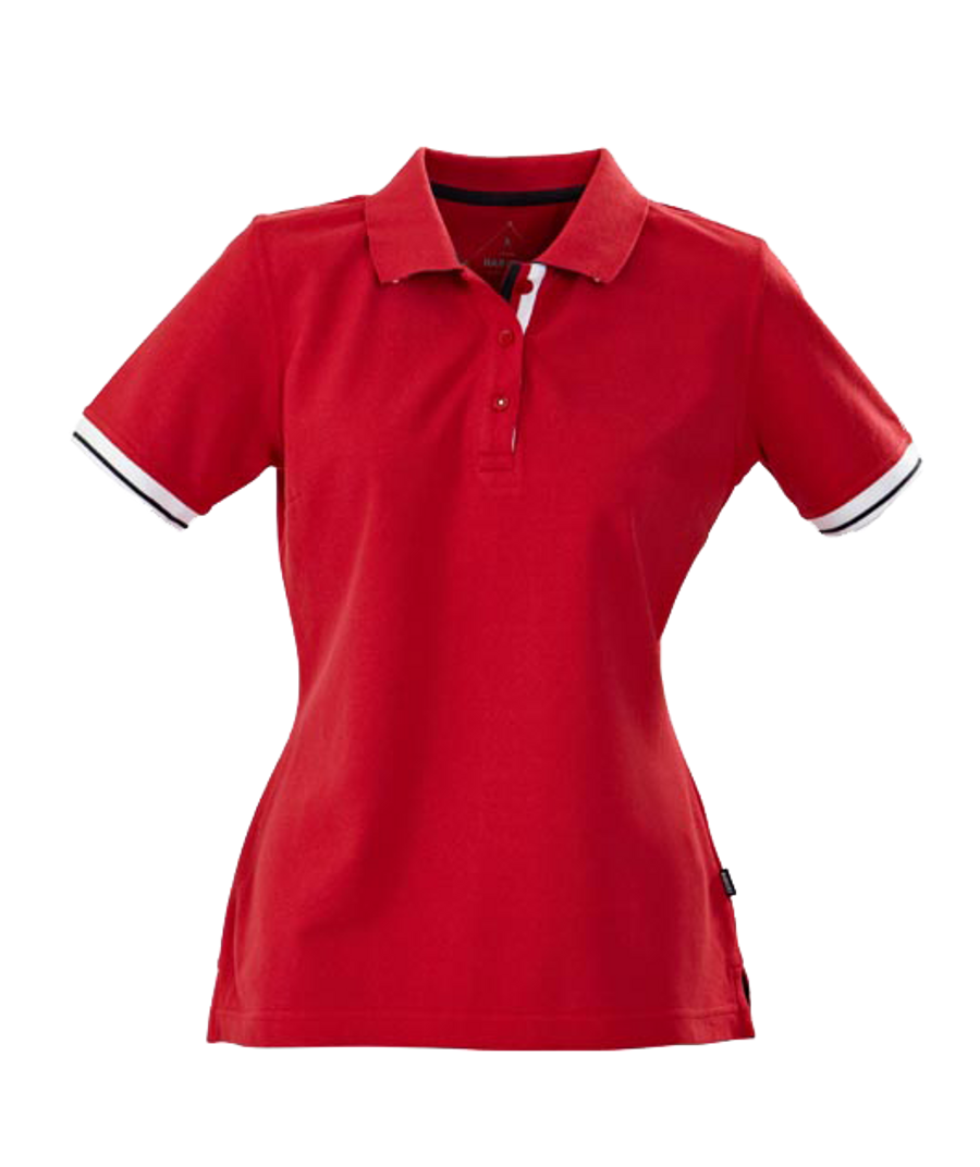 Ladies Antreville Polo Shirt (Red)