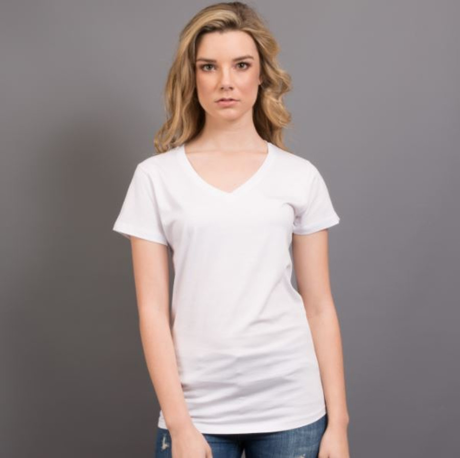 Ladies Nauticus T-Shirt  (White)