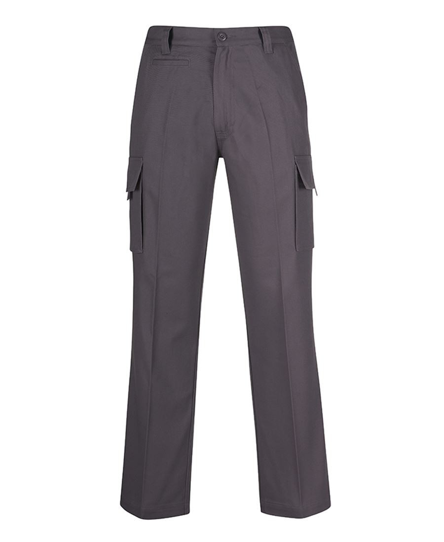 Mens Work Cargo Pants (Charcoal)
