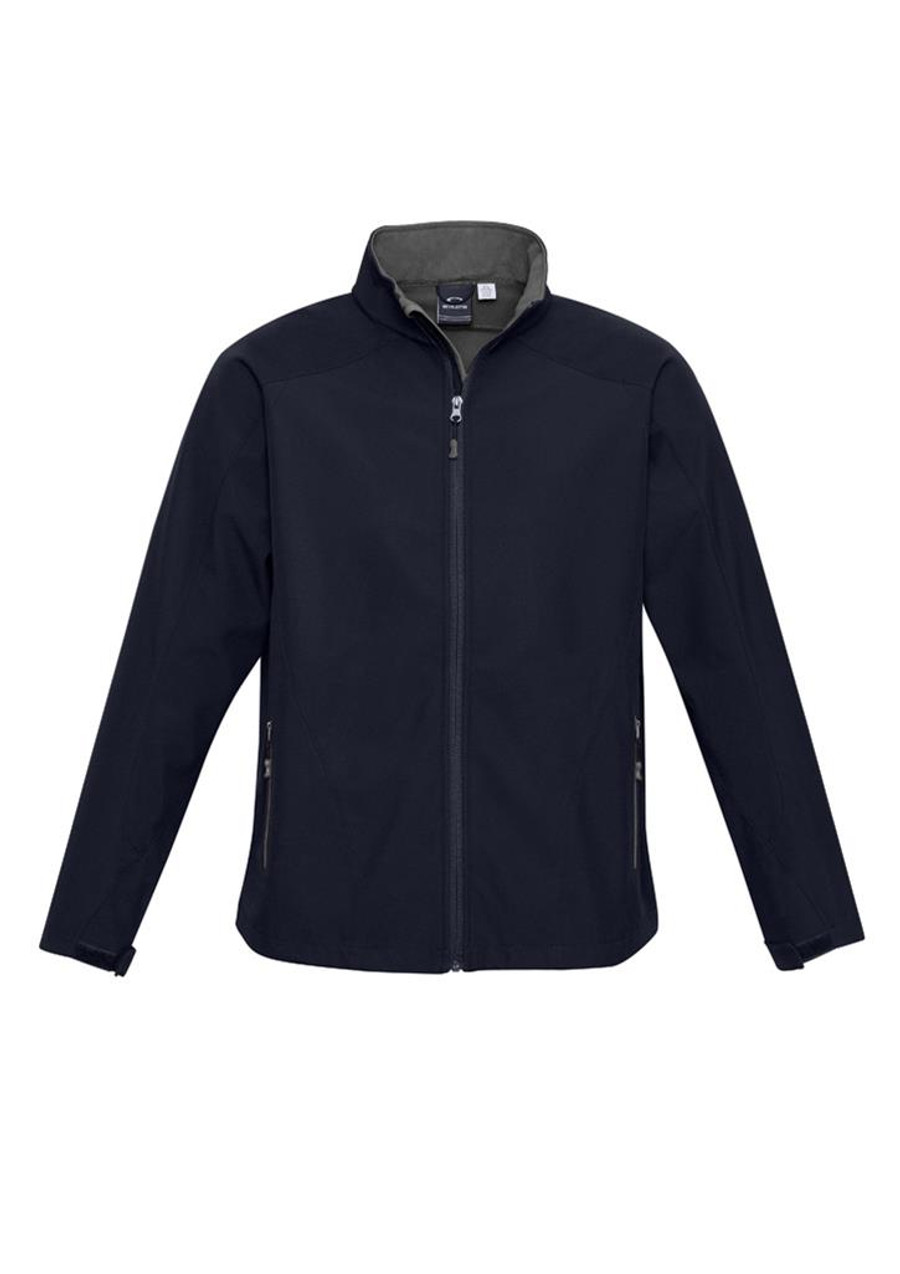 Mens Geneva Jacket (Navy/Graphite)