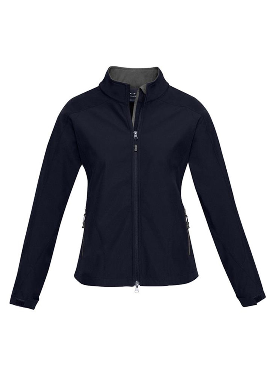 Ladies Geneva Jacket (Navy/Graphite)